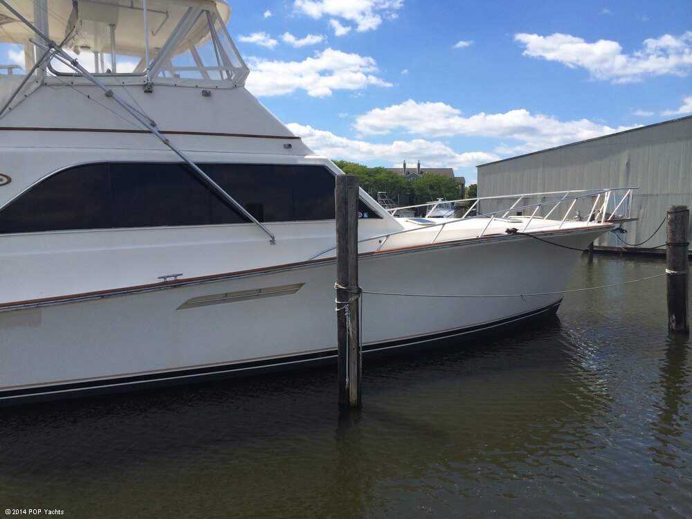 Ocean Yachts 55 Sport Fish 1989 Ocean 55 Sport Fish for sale in Point Pleasant Boro, NJ