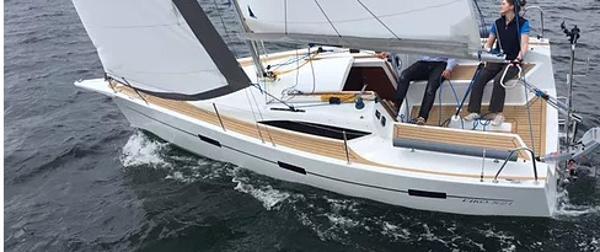 Viko Yacht.  21 Swing keel.