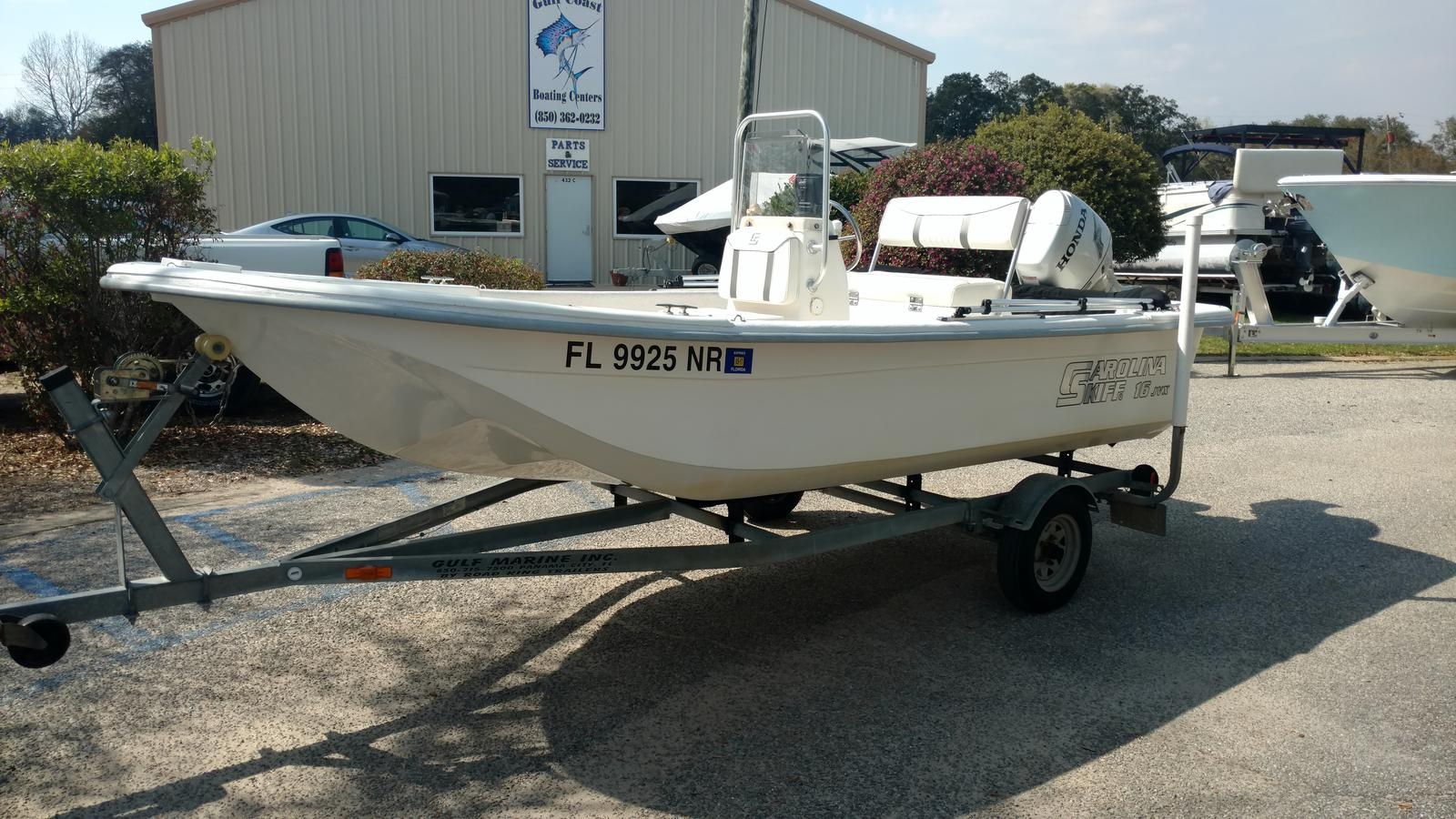 Carolina Skiff JVX-Series JVX16CC