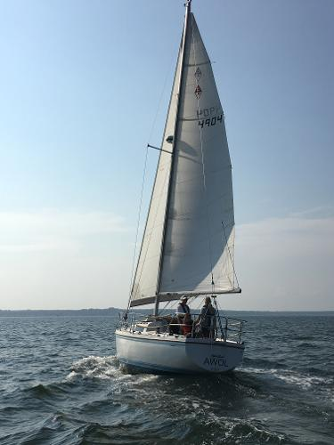 Catalina 30 MkII Catalina 30 Mark II Tall rig AWOL