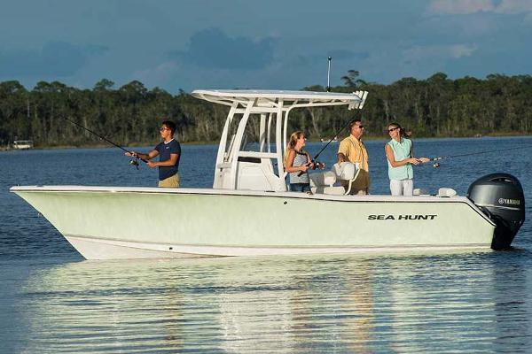 Sea Hunt Triton 225 Manufacturer Provided Image