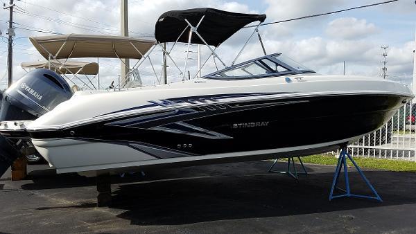 Stingray 234 LR