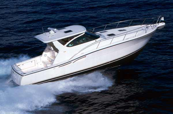 Tiara 4200 Open Manufacturer Provided Image: 4200 Open