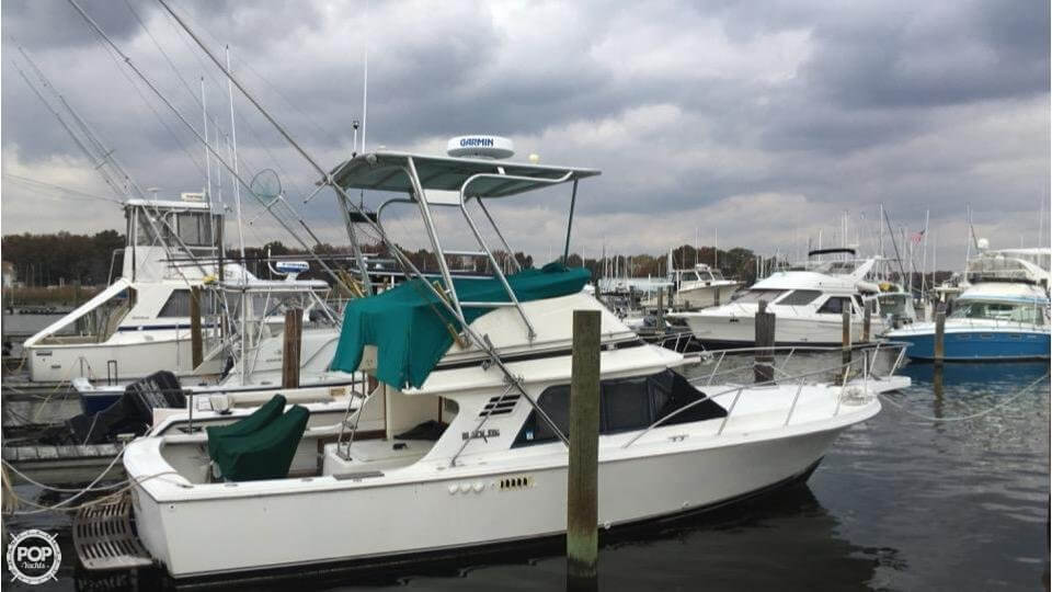 Blackfin 29 Sportfisher 1988 Blackfin 29 Sportfisher for sale in Edgewater, MD