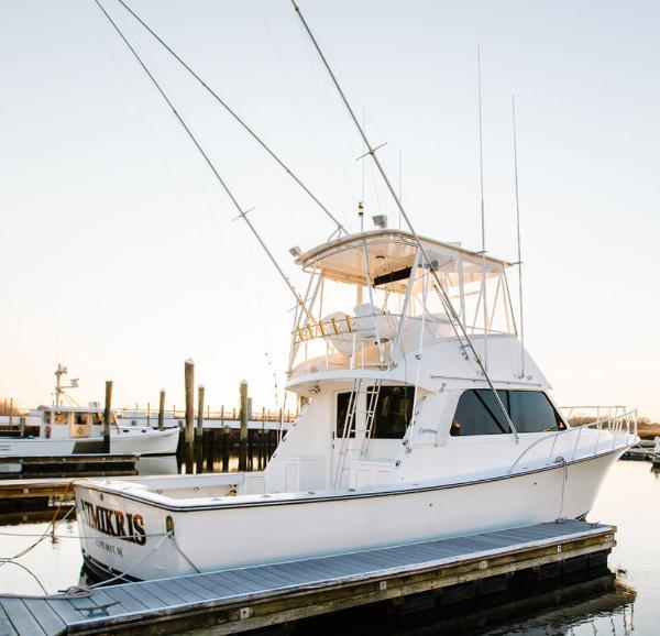 Henriques 38 Sportfisherman