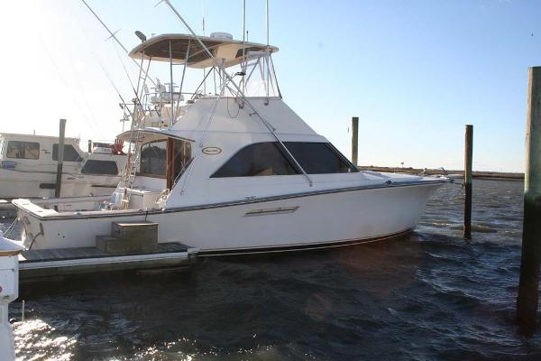 Ocean Yachts 44 Super Sport Profile