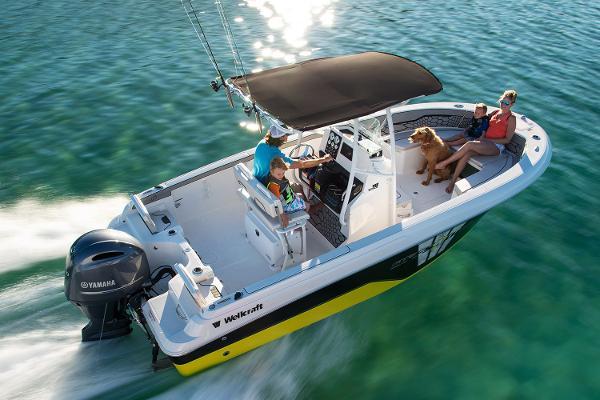 Wellcraft 202 Fisherman Manufacturer Provided Image