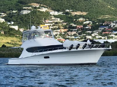 Hatteras 63 GT Tender does not convey