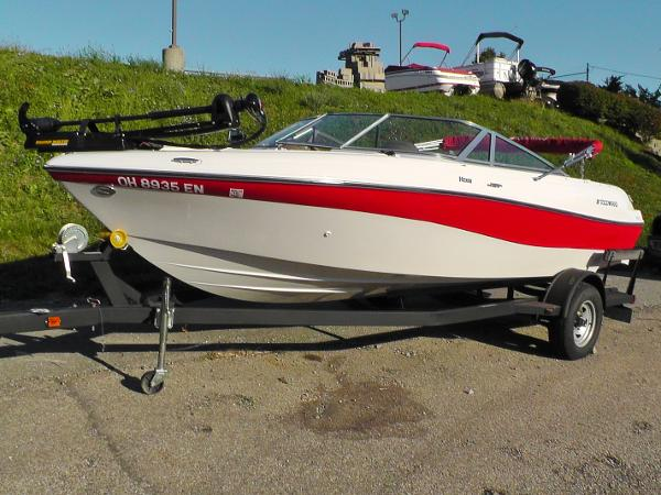 Ski and fish four winns boats for sale for Fish and ski boats for sale