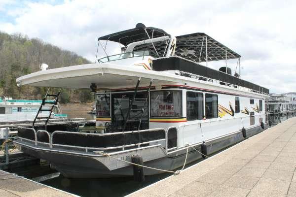 Fantasy Yachts 16x75 widebody
