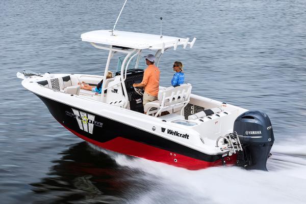 Wellcraft 222 Fisherman Manufacturer Provided Image