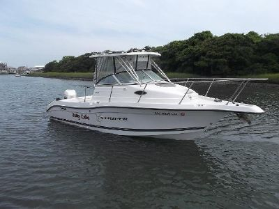 Seaswirl Striper 2300 Cuddy Ca