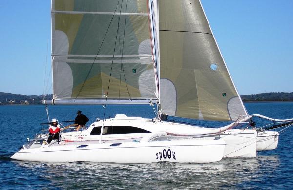 Corsair 36 Trimaran
