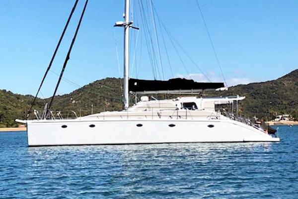 Catamaran Perry 57 Sail Catamaran