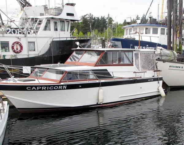 Pacific Boat Brokers Vancouver Island