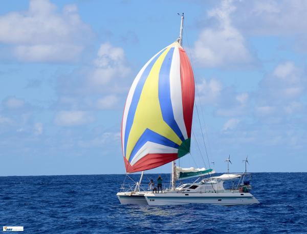 St. Francis 44 1996 44 foot St Francis catamaran