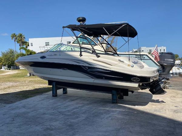 Sea Ray Sundeck Main Profile