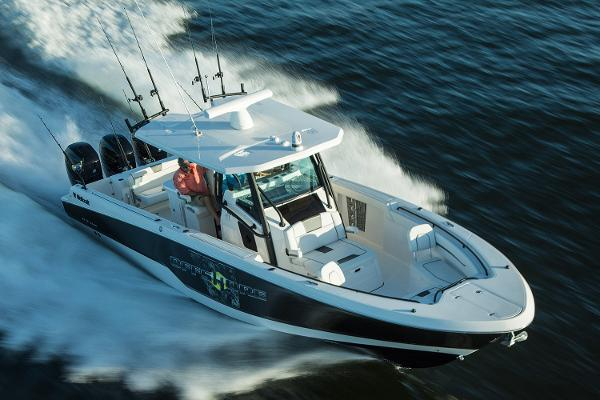 Wellcraft 352 Fisherman Manufacturer Provided Image