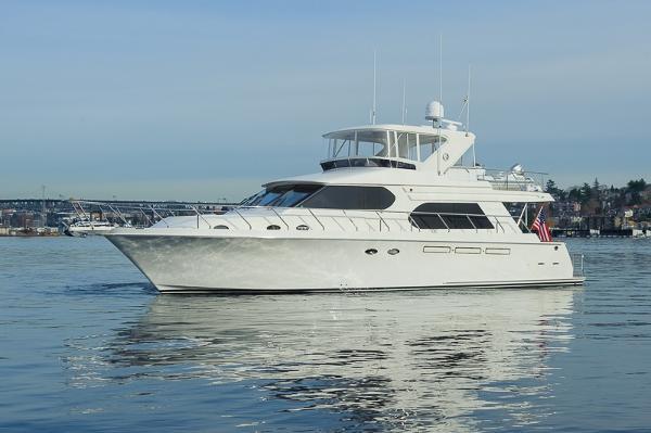 Ocean Alexander 58 Motoryacht Profile