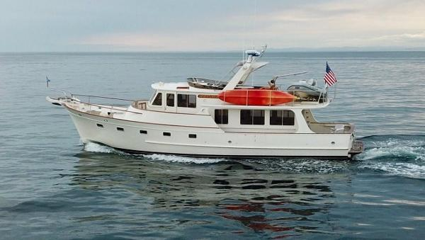 Fleming Pilothouse 53' Fleming Pilothouse 'ADVENTURESS'