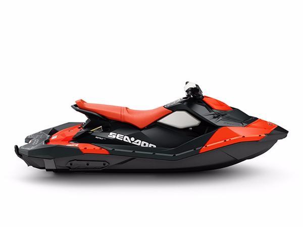 Sea-Doo Spark 3-Up Rotax 900 HO ACE iBR & Convenience Pkg Plus