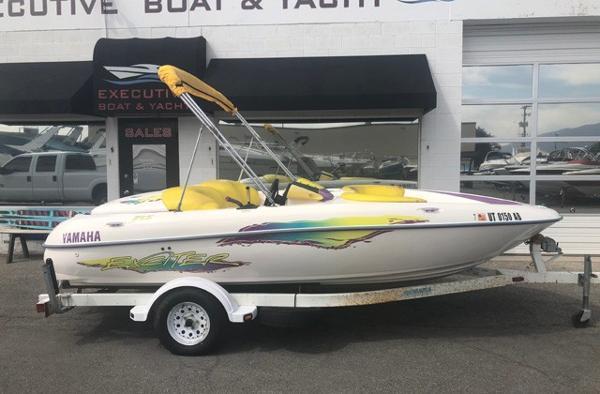 Yamaha Boats Exciter Bowrider