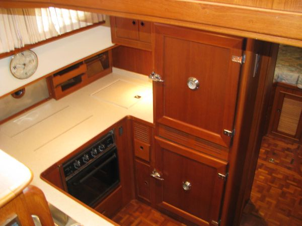 Galley Above