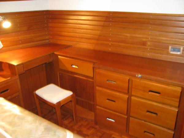 Aft Cabin Desk