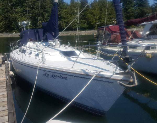 Catalina 36 MK 1