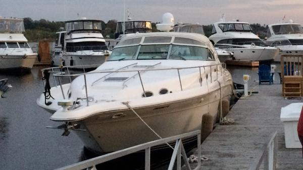 Sea Ray 450 Sundancer 'What's Knot To Like""
