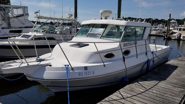 Sport-Craft 272 Sportfish