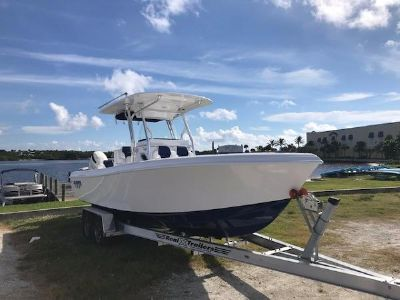 Bluewater Sportfishing 2550