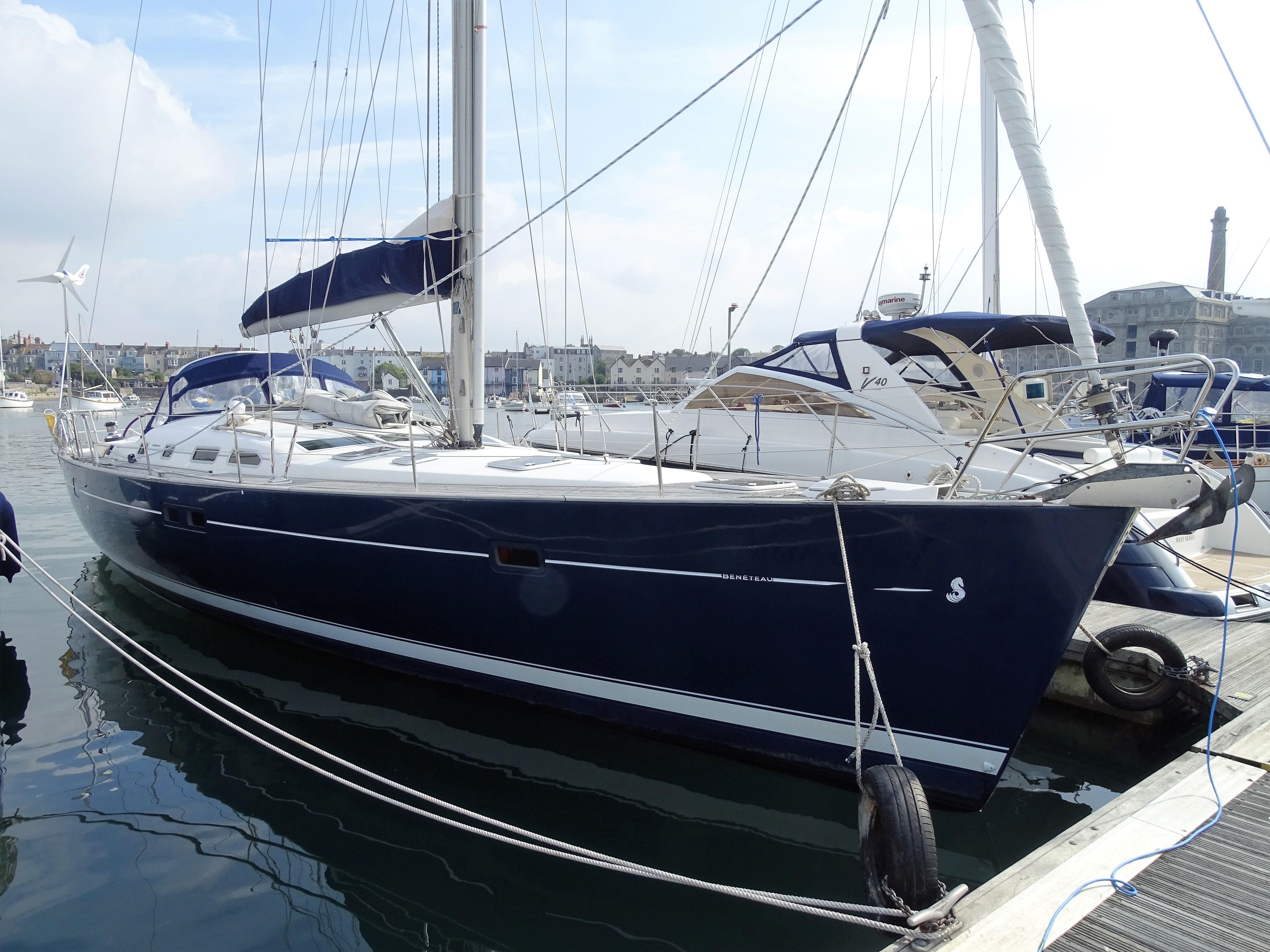 Beneteau Oceanis Clipper 473 Beneteau Oceanis 473