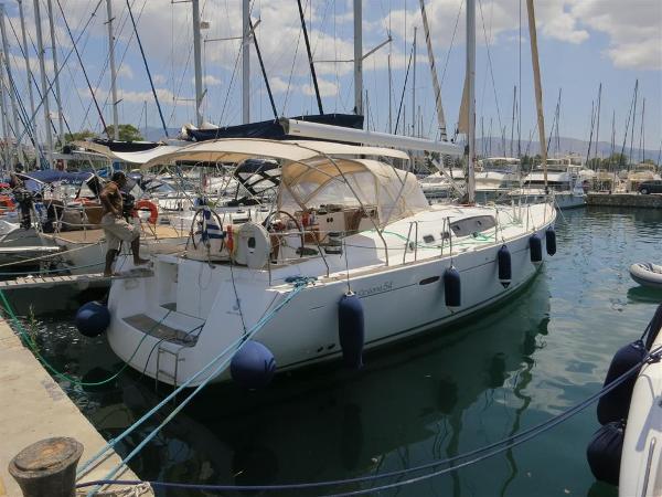 Beneteau Oceanis 54 Beneteau Oceanis 54 - Sailing Boat