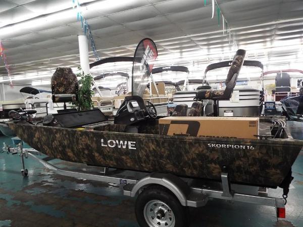 Lowe Skorpion 16