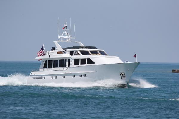 Burger Raised Pilothouse INDEPENDENCE
