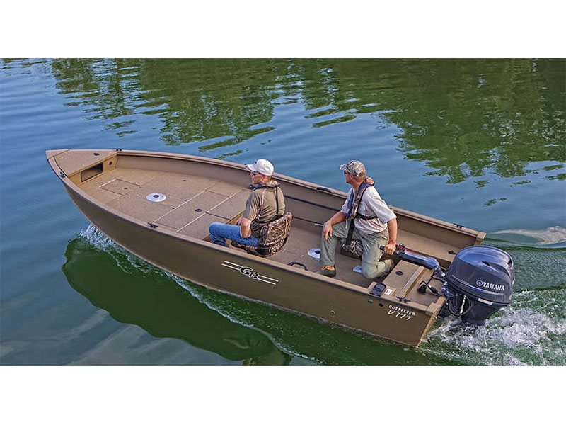 G3 BOATS Outfitter V177 T