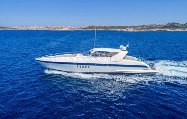 Custom Overmarine Mangusta Yachts Mangusta 80 OVERMARINE MANGUSTA YACHTS - MANGUSTA 80 - exteriors