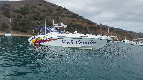 Black Thunder 430 GT