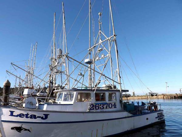 Commercial Fishing Troller - Salmon Permit Package