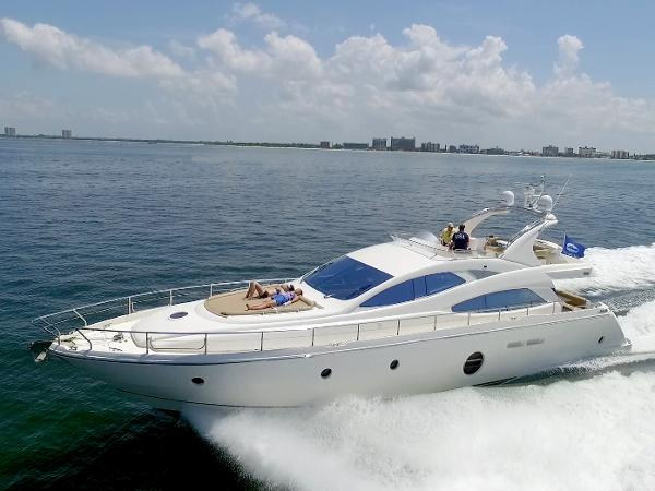 Aicon Yachts 64 Flybridge