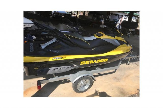 Sea-Doo Rxt Is