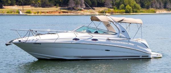 Sea Ray 280 Sundancer Port Profile