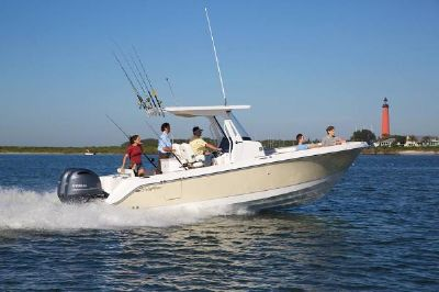 Edgewater 262 CC Manufacturer Provided Image