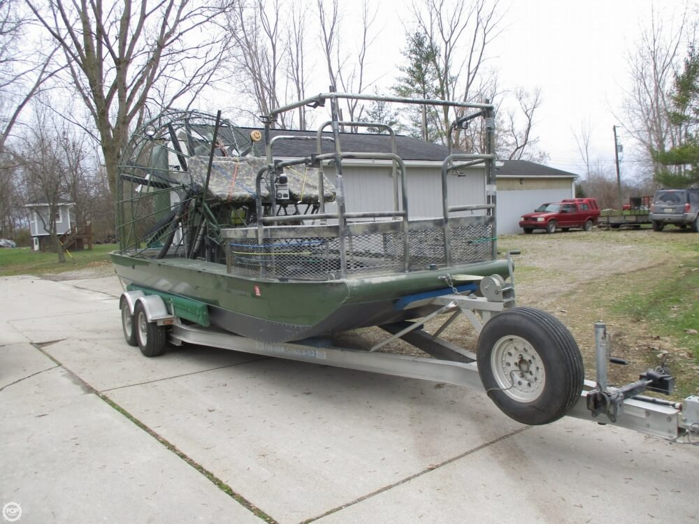 Panther 18 x 8 2002 Panther 18 for sale in Milan, MI