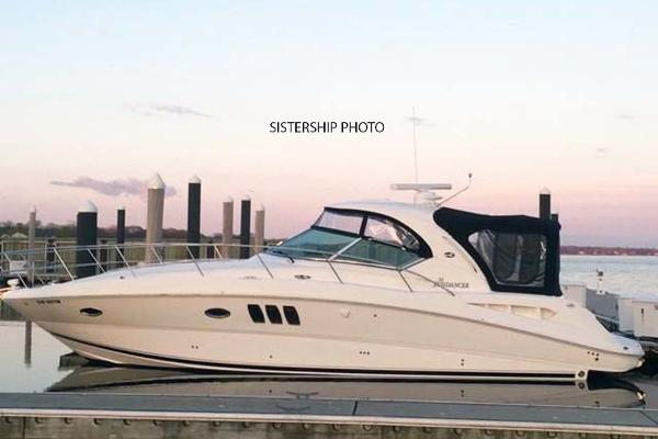 Sea Ray 380 Sundancer Sistership Profile