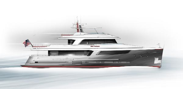 Outer Reef Yachts Trident 3000
