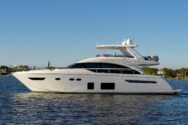 Princess 68 Flybridge Motor Yacht 2016 68 Princess
