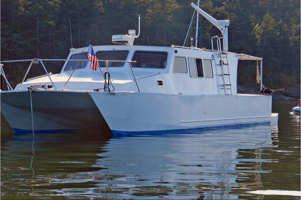 Power Catamaran Boats For Sale In Washington United States