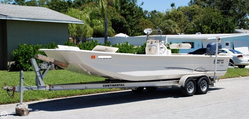 Carolina Skiff 24 Dlx 2017 Carolina Skiff 24 DLX for sale in Bradenton, FL